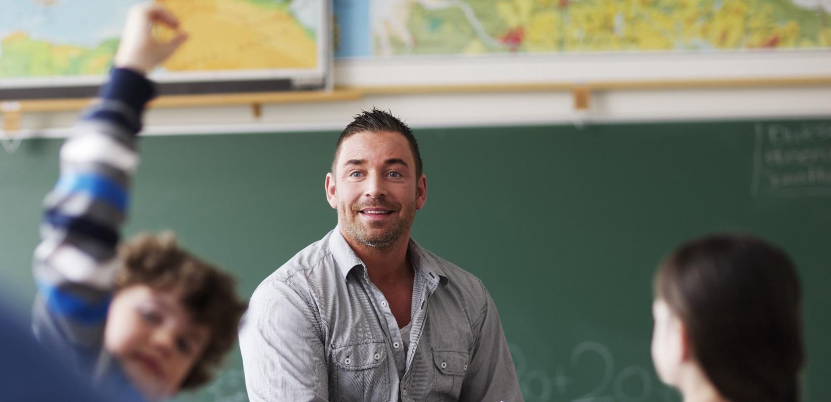 93% dos professores do ensino médio possuem ensino superior