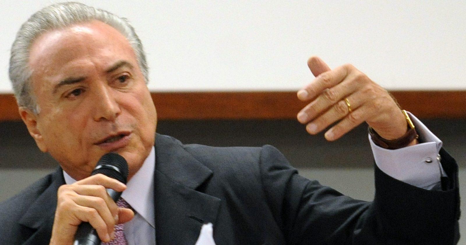 Reforma da Previdência pode sofrer mudanças, diz Temer