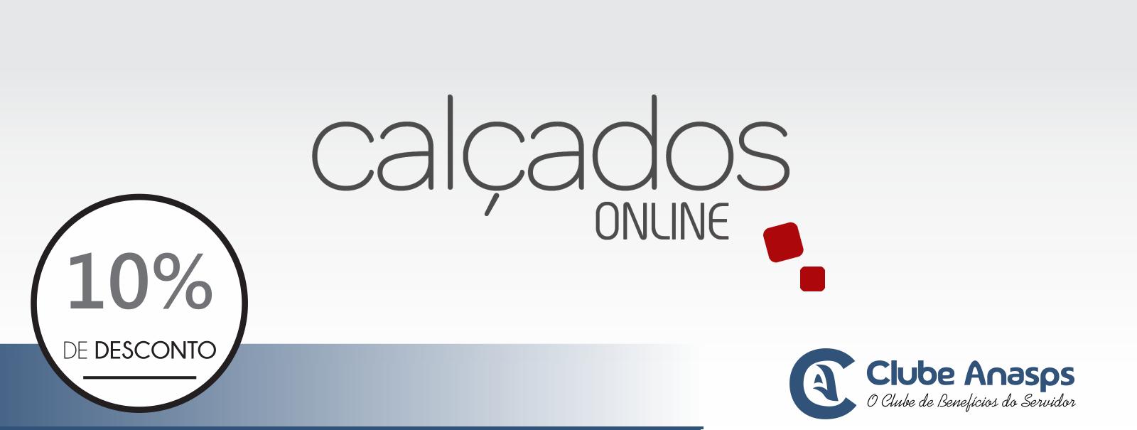 2f1ecb49f6 Clube faz parceria com a Calçados Online - Anasps