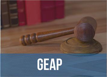 Ação Judicial GEAP