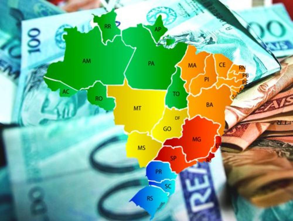 17 Estados carregam dívida total de R$ 870 bi